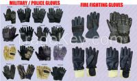 Firefight Gloves, Military Police Gloves, Nomex Gloves, Tactical Gloves