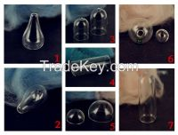Shadow Box, Dome Pendants, Necklace Supplies, Diorama, Clear Containers, Display Case