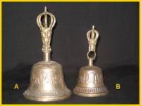 Tibetan bells and Cymbals