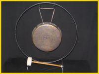 Tibetan gongs