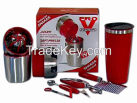 Manual stainless steel juicer Easy to clean