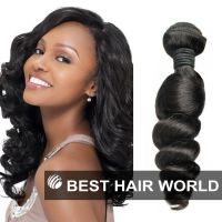100% Unprocessed Brazilian Virgin Remy Human Hair Weft