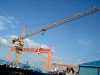 tower crane QTZ160 (6516) 10T