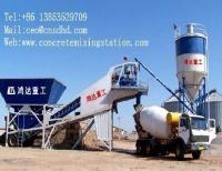 Concrete Pump on Truck