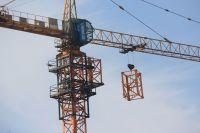 tower crane QTZ80(6010) 8T