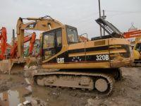 Used Caterpillar Construction Excavator