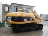 Used Caterpillar Excavator