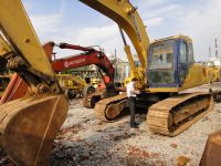 Komatsu Construction Excavator