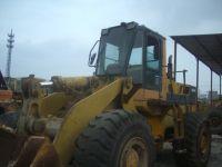 sell used komatsu wheel loader WA350