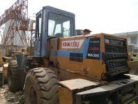 sell used komatsu wheel loader WA300