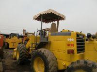 sell used komatsu wheel loader WA100