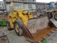 sell used kawasaki wheel loader KLD65Z