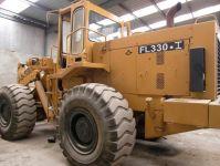 sell used furukawa wheel loader FL330