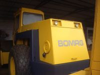 sell used bomag road roller BW217D