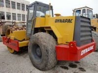sell used Dynapac Padfoot Road roller CA25PD