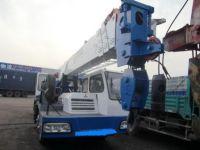 35t Used Tadano crane TL-350E