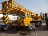 used 120ton truck crane, (used crane , mbile crane)