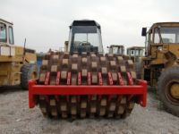 CA25PD Dynapac padfoot sheepfoot road roller