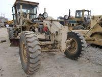 120g caterpillar motor grader Engine:3304T 130HP