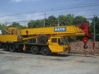 Used Kato Truck Crane (55t)