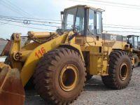 966-2 Used wheel loader caterpillar loader