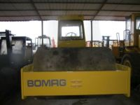 bw217 bomag road roller