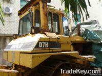 D7H XR Series II tractor bulldozer Caterpillar Ghana