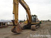 320CL Used Caterpillar excavator maputo