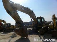 Caterpillar track excavator 330B