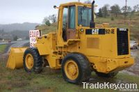 926E Used Loader Caterpillar export to Egypt