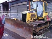 caterpillar bulldozer D5M-LGP.