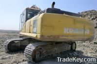 pc360-7 komatsu excavator for sale used