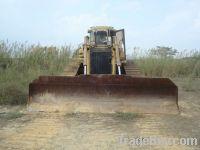 used bulldozer for sale D6H crawler dozer for sale