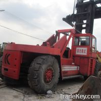 40T container forklift kalmar