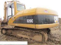 320C CATT used excavator for sale