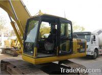 used Excavators Komatsu PC200-8