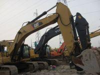 336D used caterpillarr track excavator