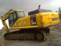 pc360-7 used komatsu excavator 2010