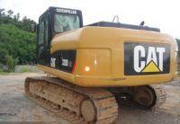 330D used caterpillarr track excavator