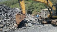 323D used Caterpillarr excavator for sale