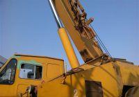 25T used truck crane kato crane rought terrain crane