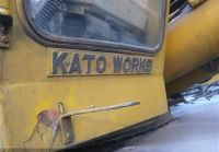 80T all Terrain Crane kato japan crane NK800E