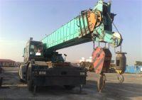 45T Rough Terrain Crane kobleco japan crane RK450-2