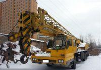 25T all Terrain Crane kato japan crane TL250E