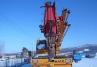 50T Rough Terrain Crane kato japan crane SS500
