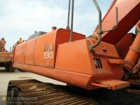ZX330 used hitachi excavator for sale japan