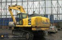 pc450-7 used komatsu excavator for sale japan hammer