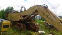 pc710-5 used komatsu excavator for sale japan hammer