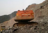 ZX470-3 used hitachi excavator for sale japan