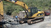 323D ccaterppilar excavator for sale in dubai cater